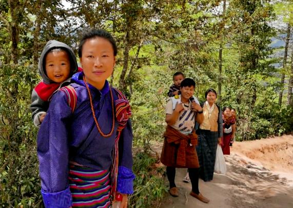(Polski) Królestwo Bhutanu