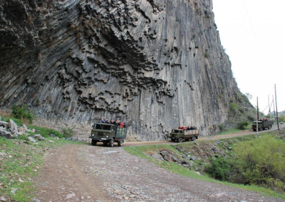 (Polski) Armenia